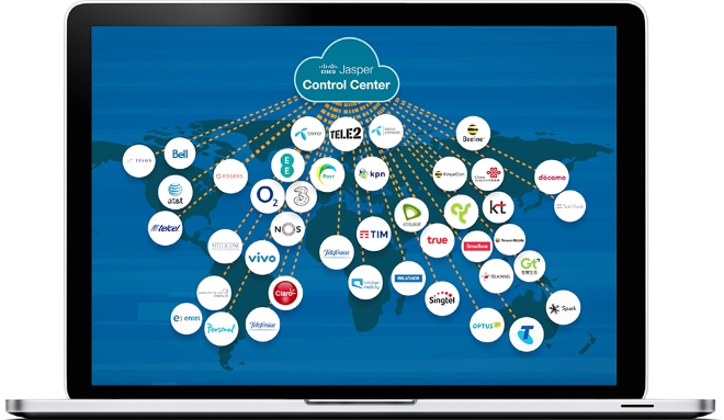 Cisco-Jasper-Control-Center