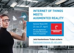 HMI IoT Augmented Reality