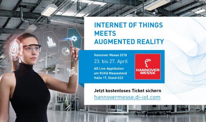 HMI IoT Augmented Reality