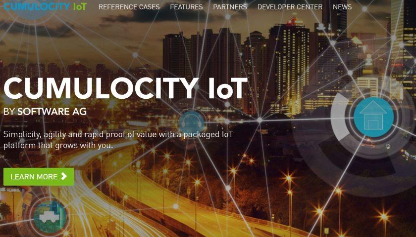 Cumulocity IoT