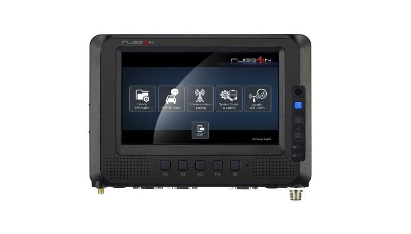 Fahrzeug-Tablet-PC