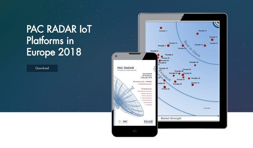 PAC RADAR IoT