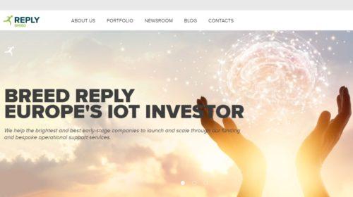 Breed Reply bietet jungen IoT-Unternehmen neue Chancen auf Investitionen