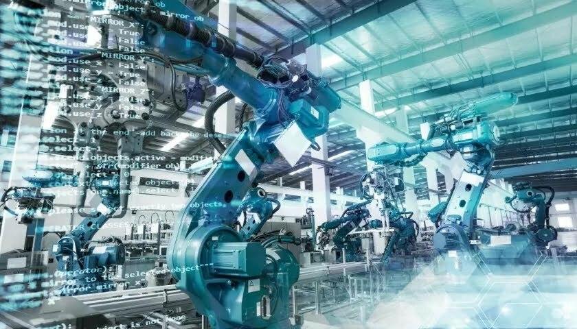 IIOT robotics