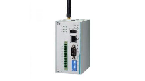 AXIOMTEKs neue RISC-basierten industriellen DIN-Rail IoT-Gateways mit vier analogen Input Channels – IRU151 und IRU152