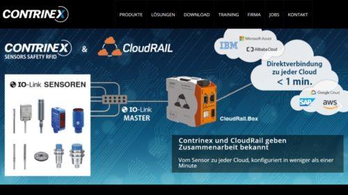 Vom Sensor zu jeder Cloud, konfiguriert in weniger als einer Minute