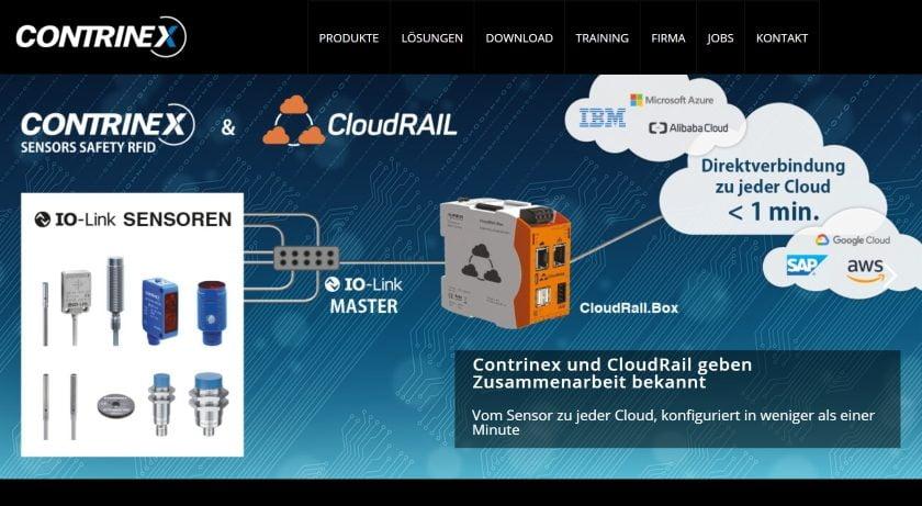 Vom Sensor zu jeder Cloud