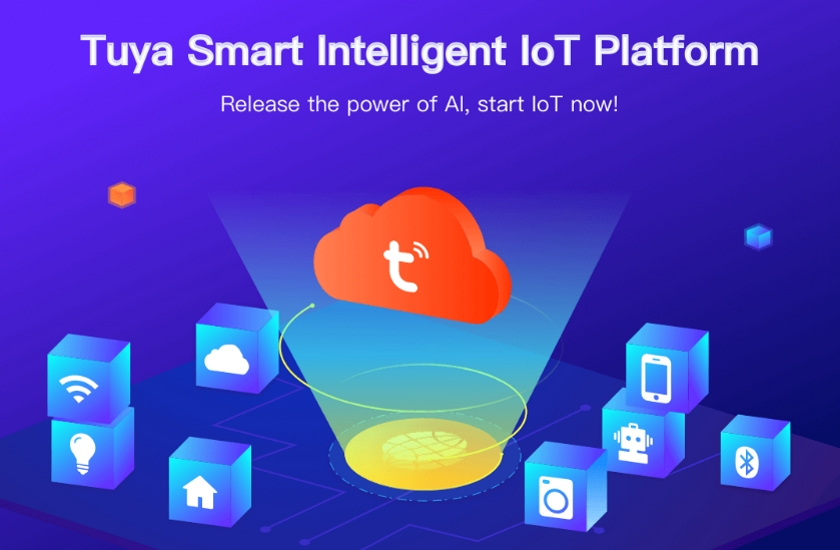 Tuya Smart Intelligent IoT Platform