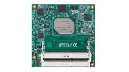 Express Type 6 Compact Modul CEM312 von AXIOMTEK für Industrial IoT – CEM312