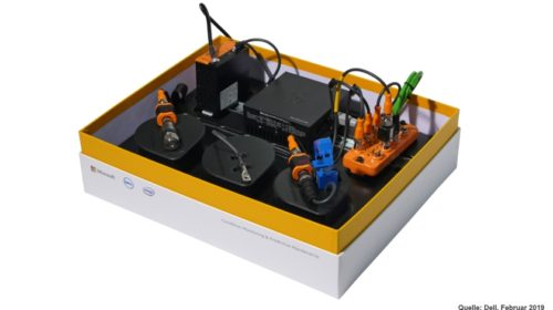 Komplettportfolio für IoT und Edge Computing