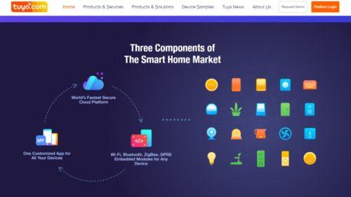 Tuya verkündet Partnerschaft mit Qualcomm, AsiaInfo & Ctroniq