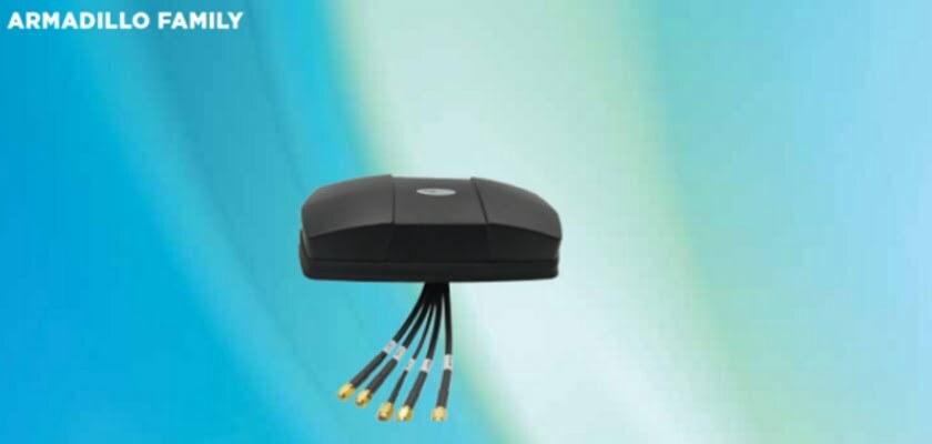 Multi- Band Antennen für Fahrzeuge, IoT und M2M