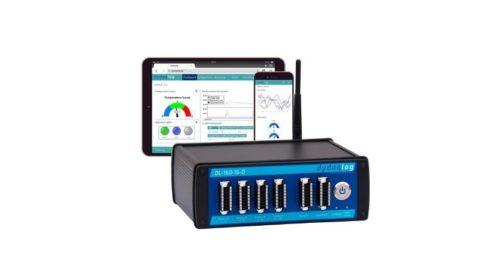 """Autarker IIoT Datenlogger """"dydaqlog"""" für flexiblen Einsatz in der Mess- und Prüftechnik"""