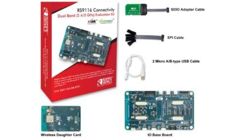 IoT-Module RS9113 und RS9116 von Redpine Signals