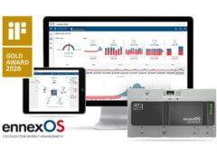 IoT Plattform für Energiemanagement ennexOS von SMA erhält iF gold award für Service Design und Nutzerfreundlichkeit